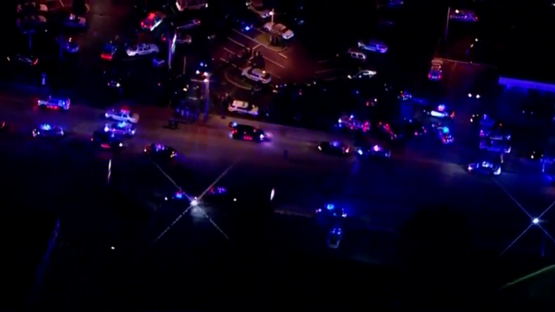 2 officers shot in Kissimmee, Florida, in possible 'ambush' attack