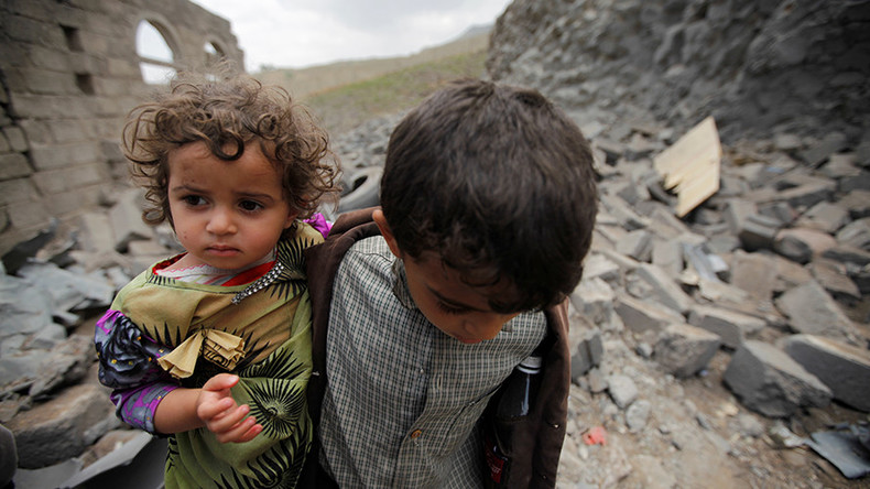 Leaked UN report could see Saudi Arabia blacklisted over children deaths in Yemen