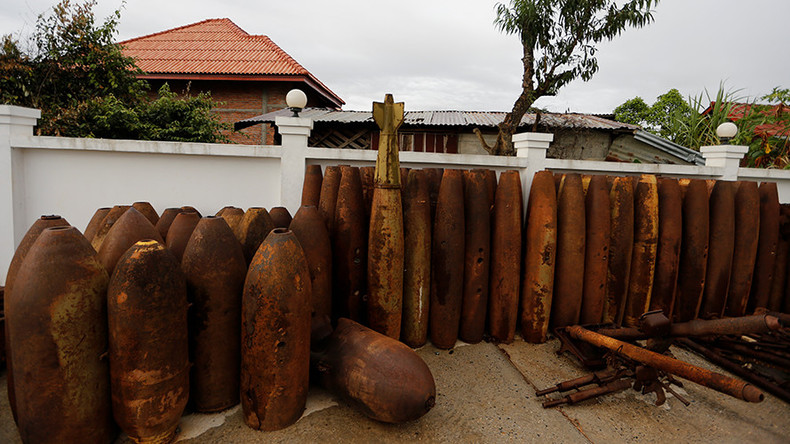 Vietnam War era shell explodes killing 6 - reports