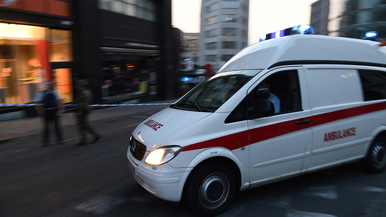 Car plows through partygoers in Belgium, 4 injured