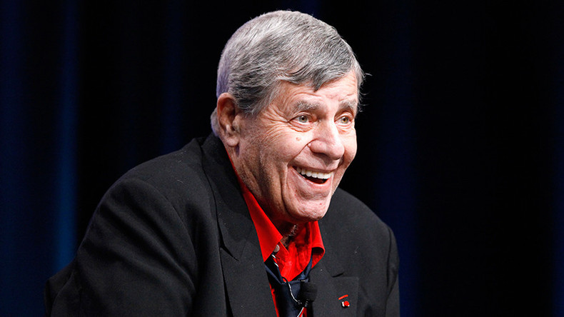 American actor & comedy legend Jerry Lewis dies aged 91