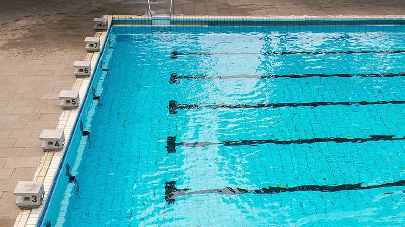 Spanish swimmer remains on starting block after tribute to Barcelona victims rejected