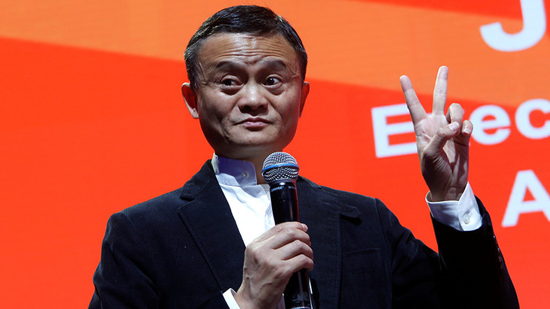 Alibaba's Jack Ma re-crowned Asia's richest person