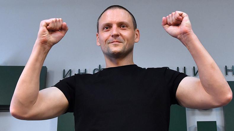 Sergey who? Russian public unaware or skeptical of far-left leader Udaltsov's political plans