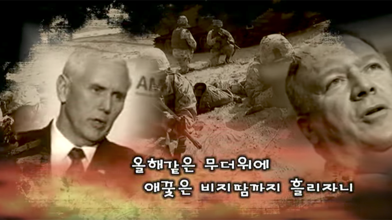 N. Korea threatens Guam attack in latest propaganda film (VIDEO)
