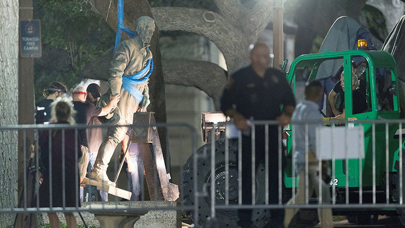 Majority of Americans think Confederate statues should remain – poll