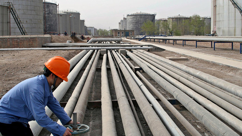 Russian oil sales to China surge dramatically