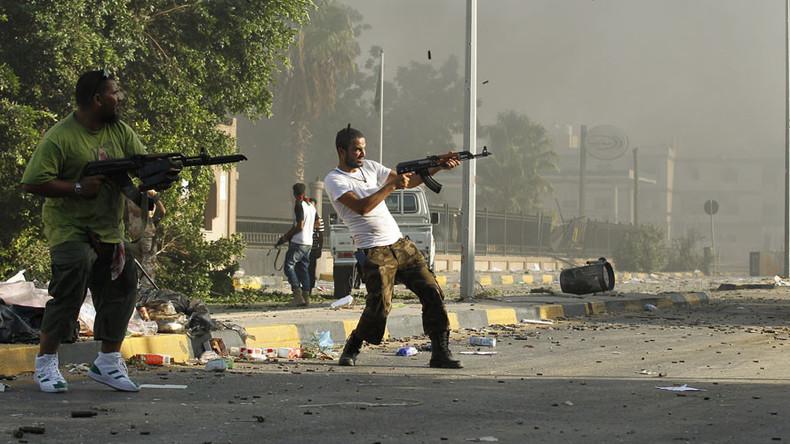 Fixing Cameron's 'sh*t show'? Boris Johnson pledges cash to stabilize lawless Libya