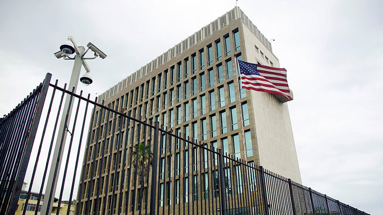 US & Canadian diplomats in Cuba diagnosed with brain injuries, nerve damage – reports