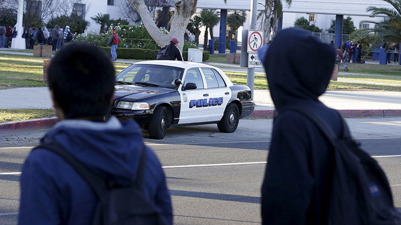 9yo Russian boy's father killed in LAPD manhunt after mother's suspected murder