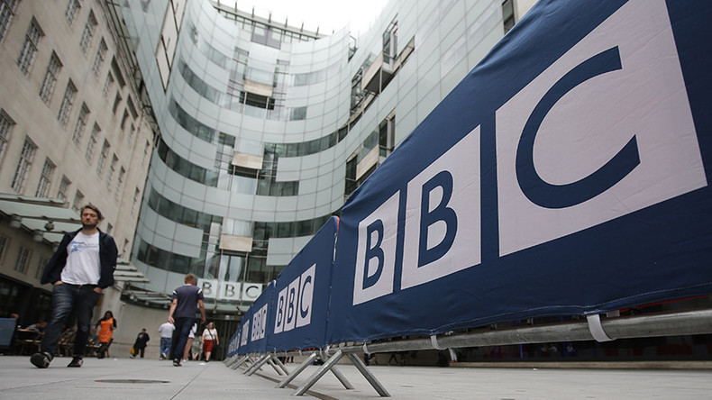 BBC staff get 10% pay rise... while other public sector workers suffer pay freeze