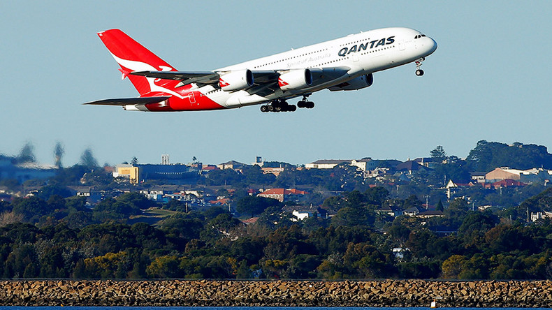 Aussie airline to offer world's longest non-stop flight from Sydney to London