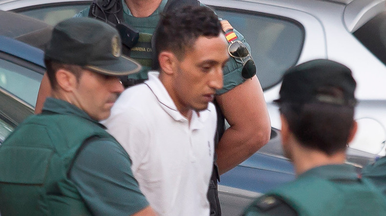 'We're gonna slit your throat': Madrid jail inmates threaten Barcelona terror suspect