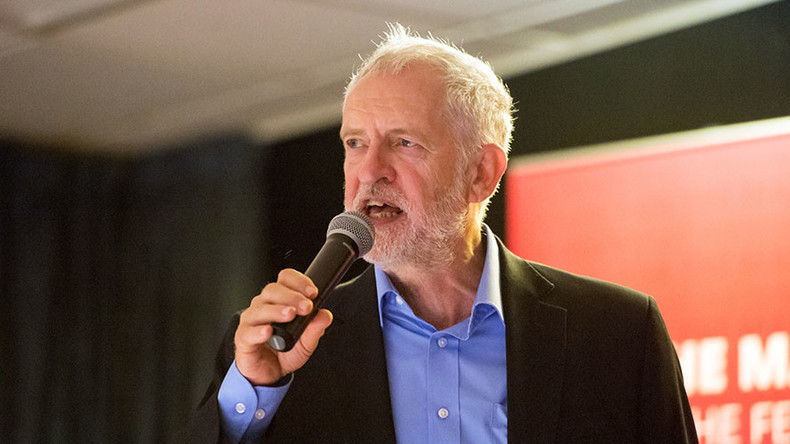 Corbyn won't introduce women-only train carriages to tackle sex offences