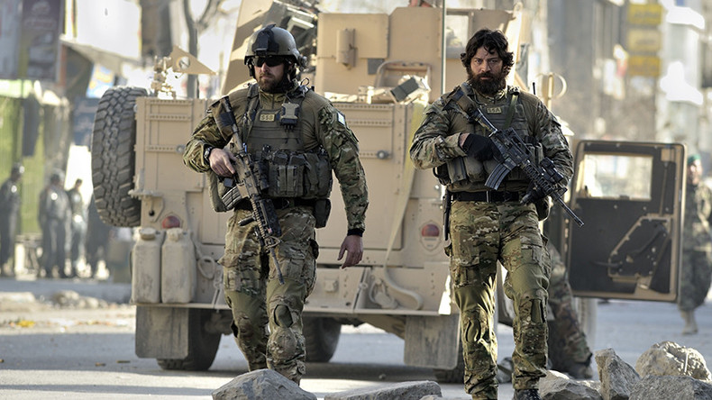 NZ army 'counters terrorist threat' by sending 3 soldiers to Afghanistan