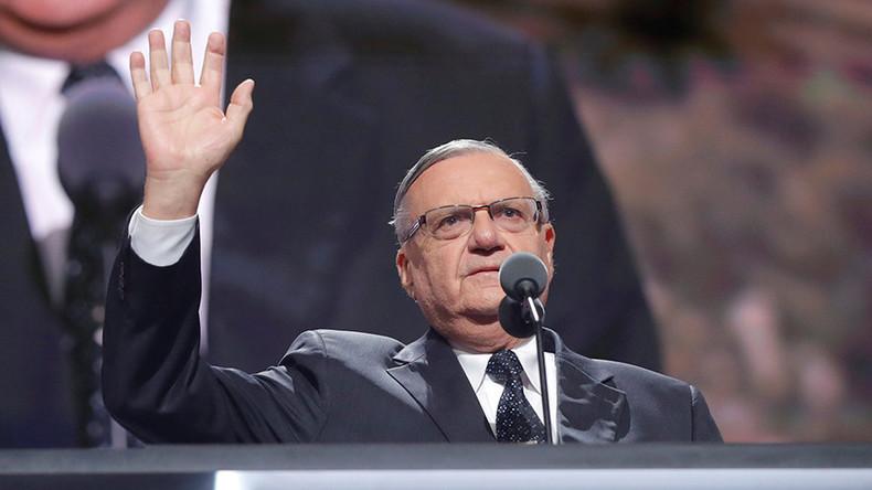 Trump pardons ex-sheriff Joe Arpaio