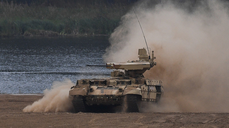 Russian Army's wish list: 100 Armata tanks, Terminators, mystery nuclear-related device (PHOTOS)