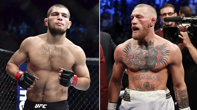 Khabib Nurmagomedov calls for McGregor fight in December after boxing debut defeat