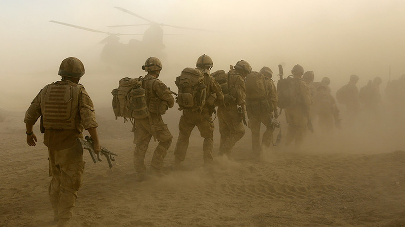 UK plans 'significant uptick' in Afghanistan special ops – reports