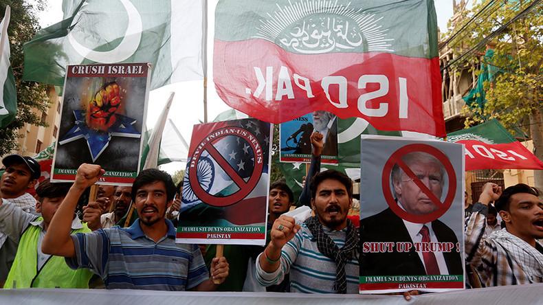 Pakistan cancels senior US diplomat's visit amid row over Trump's Afghanistan remarks
