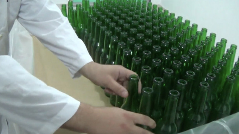 Beer production returns to Syria with opening of $16mn brewery (VIDEO)