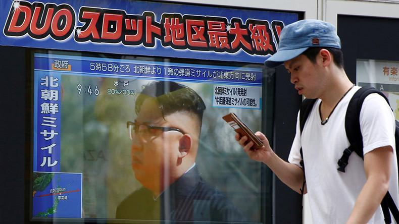 Sirens blare as Japan wakes to North Korea missile warnings (VIDEOS)