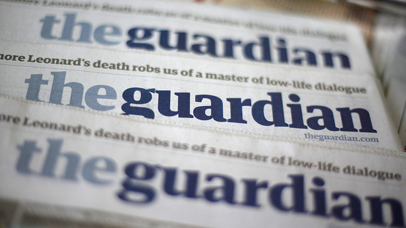 Anti-tax avoidance Guardian newspaper sets up tax-exempt company in the US