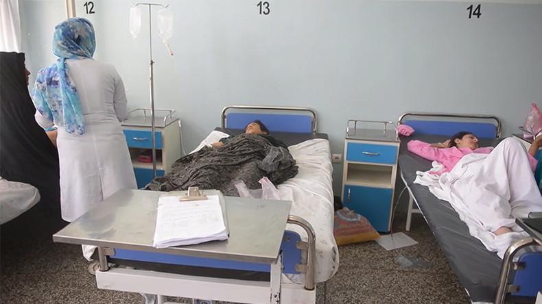 13 civilians killed in Afghan airstrikes targeting Taliban (VIDEO)