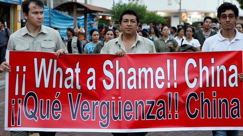 Ecuador jails Chinese fishermen caught with 6,600 endangered, near-extinct sharks