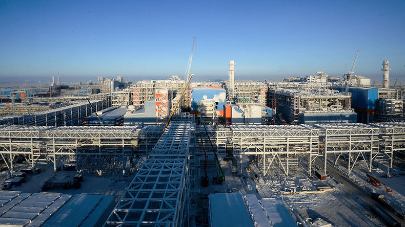 Energy-rich Russian Arctic region boasts $100bn in investment