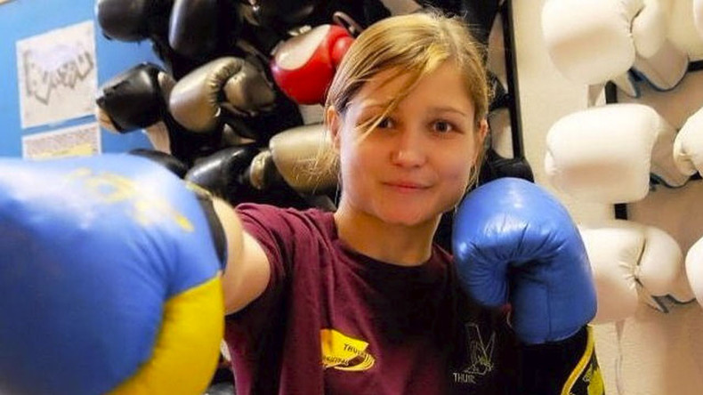 Female world champion boxer dies at 26 while training for title defense