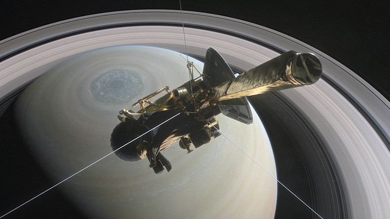 Saturn rings may be far younger than previously thought (VIDEOS)