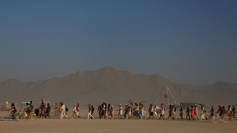 Beware of fire: The deaths behind Burning Man