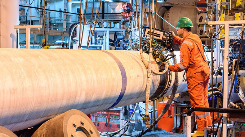 Construction of Russia's gas pipeline to Turkey going full steam ahead
