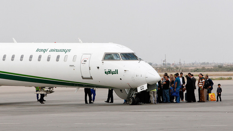 Flights between Russia & Iraq to resume after 13yrs