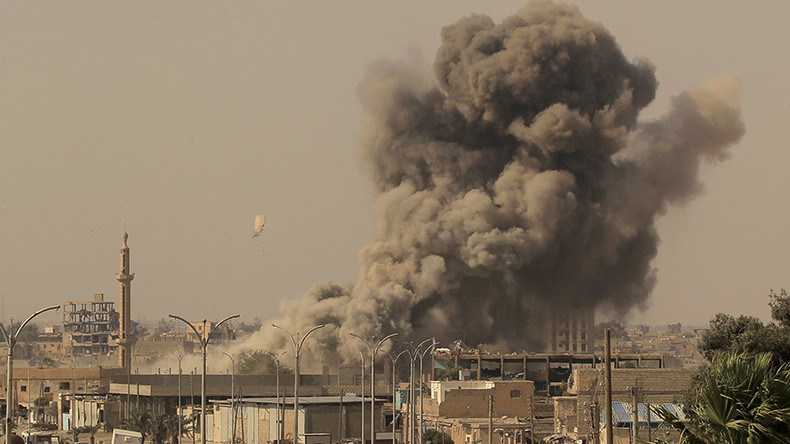 'Unacceptable price for civilians': UN says US-led coalition airstrikes may breach intl law