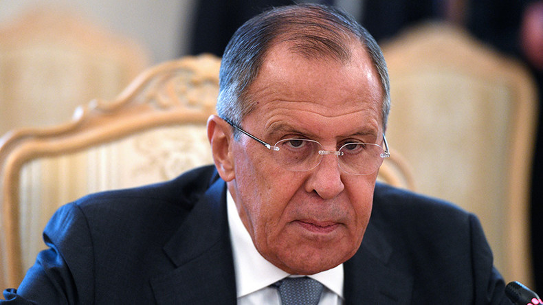 Lavrov to Tillerson on consulate closure: We regret escalation of tension not initiated by Russia