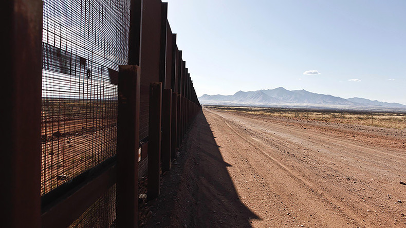 Four companies selected to build prototypes for Trump's border wall