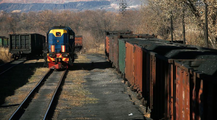 Ukraine signs deal to buy American coal
