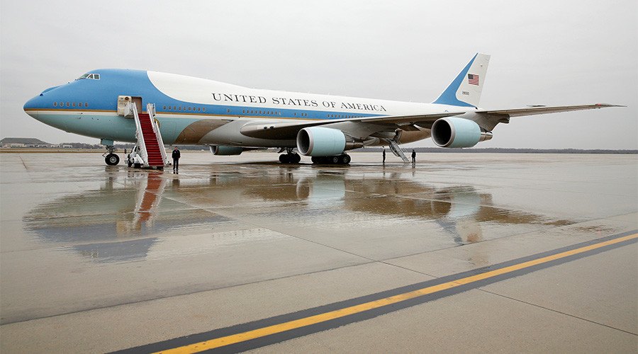 Next Air Force One planes could be jumbo jets built for bankrupt Russian airline – reports