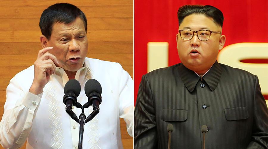 Duterte calls 'chubby-faced' Kim Jong-un a 'fool who plays with dangerous toys'