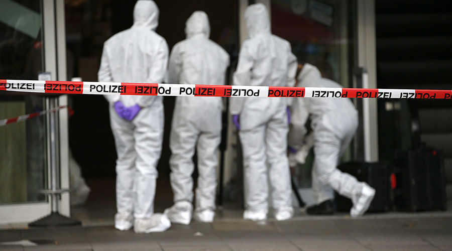 'European knee-jerk reaction - Arab psycho or criminal is seen as terrorist'