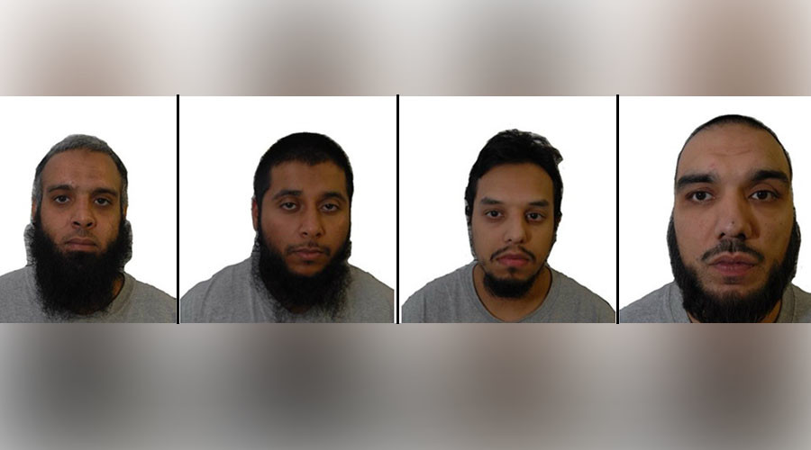 '3 Musketeers' terrorists sentenced to life in prison