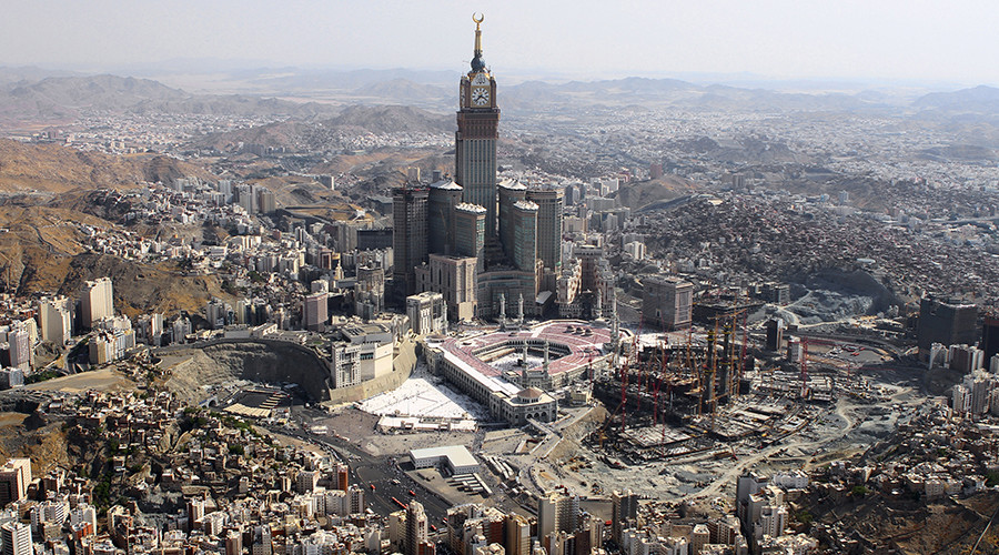 Mecca ruled by House of Saud should belong to all Muslims