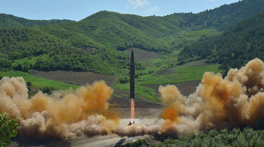 Russia, China call for freeze on both N. Korea launches & South's drills with US – Lavrov