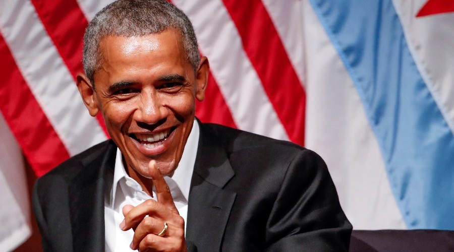 Barack Obama now has his own day written into law (POLL)
