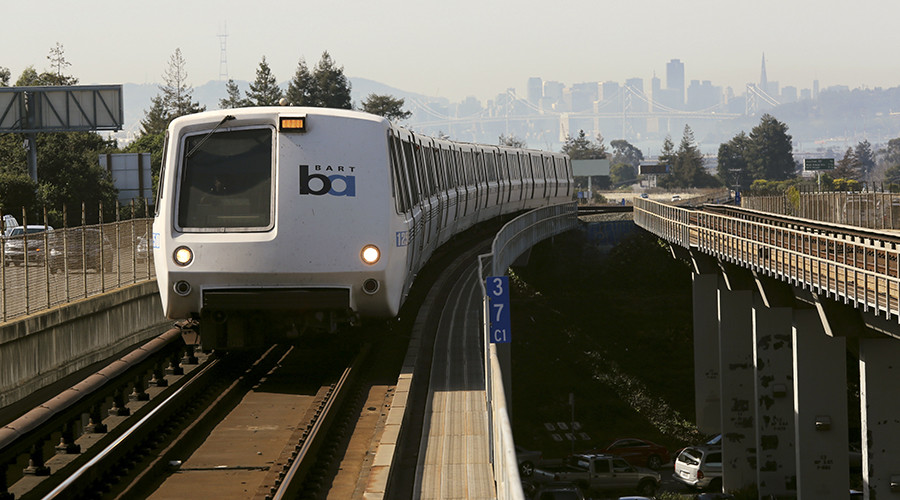 Bay Area Transit police arrest man over two train assaults