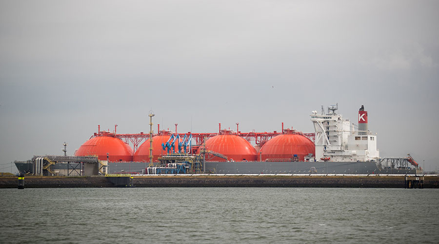 US forcing Europe to abandon Russian gas & buy more expensive American LNG - Lavrov