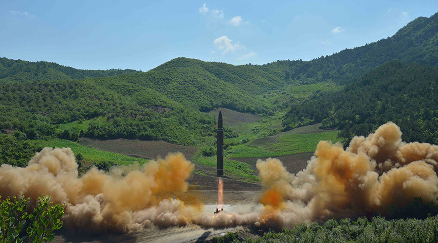 'Small enough to fit in a missile': US & Japan issue warnings over Pyongyang's nuclear plans