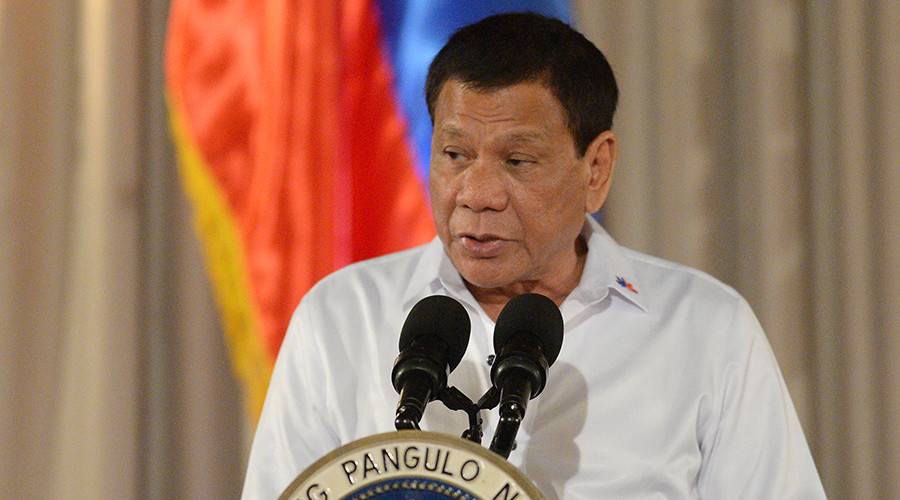 'Want to live longer? Stay in jail,' Duterte tells drug suspects